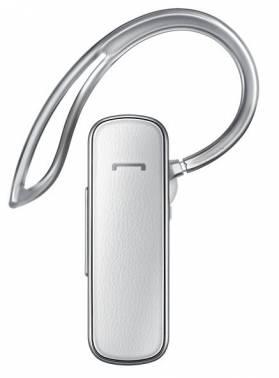Гарнитура Беспроводная Samsung EO-MG900EWR BT3.0 вкладыши для левого уха белый
